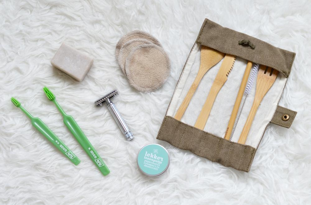 Duurzame cosmetica verpakkingen