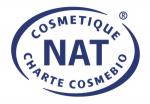Cosmebio natural keurmerk logo