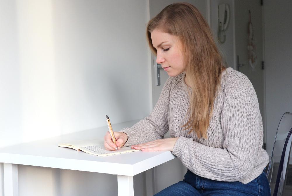 Journaling depressie, angst, gezonde geest