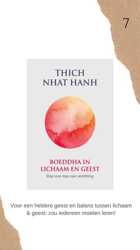 Boeddha in lichaam en geest boek review