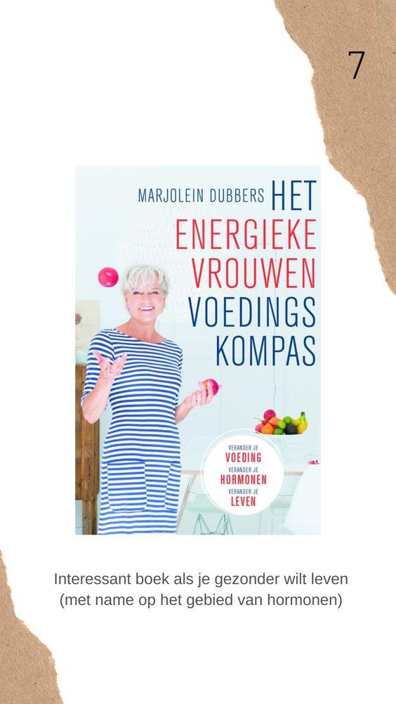Energieke vrouwen voedingskompas boek review