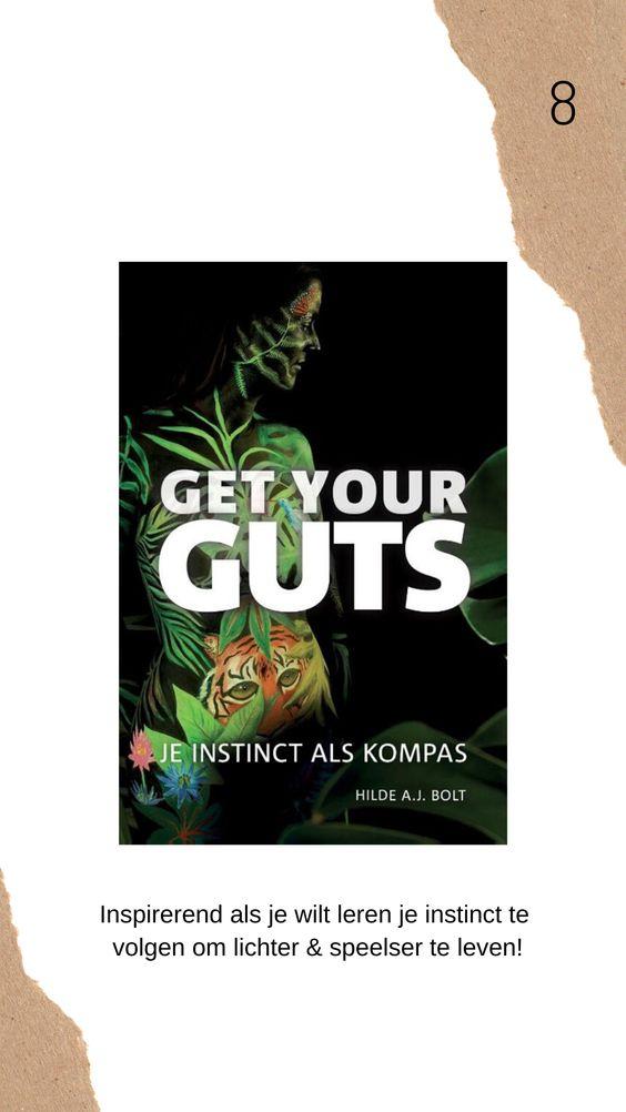 Get your guts boek review
