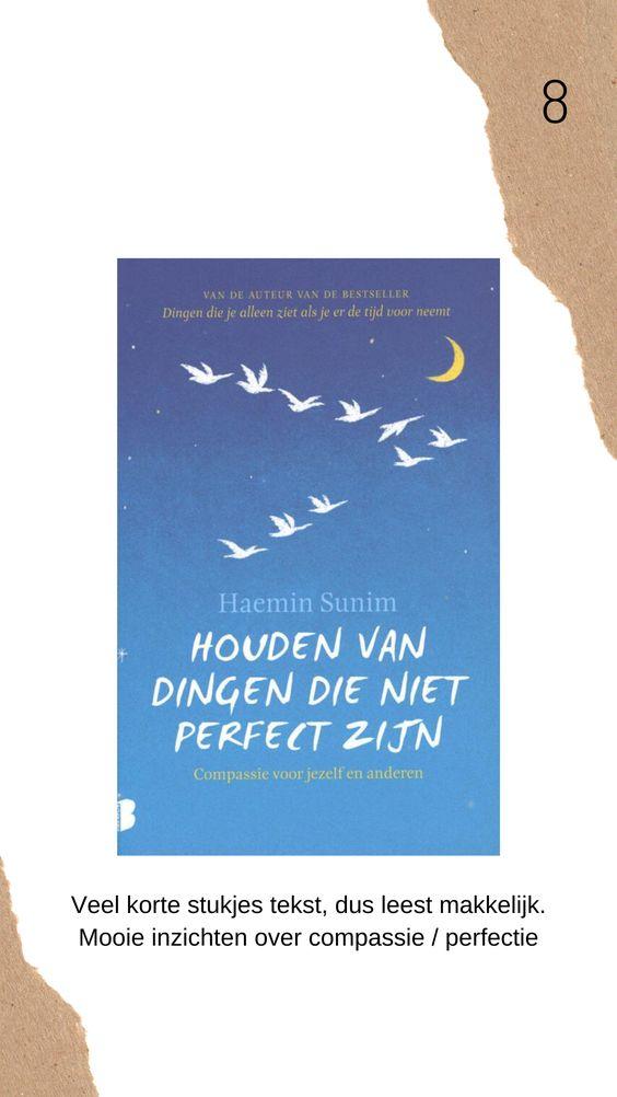 Houden van dingen die niet perfect zijn boek review