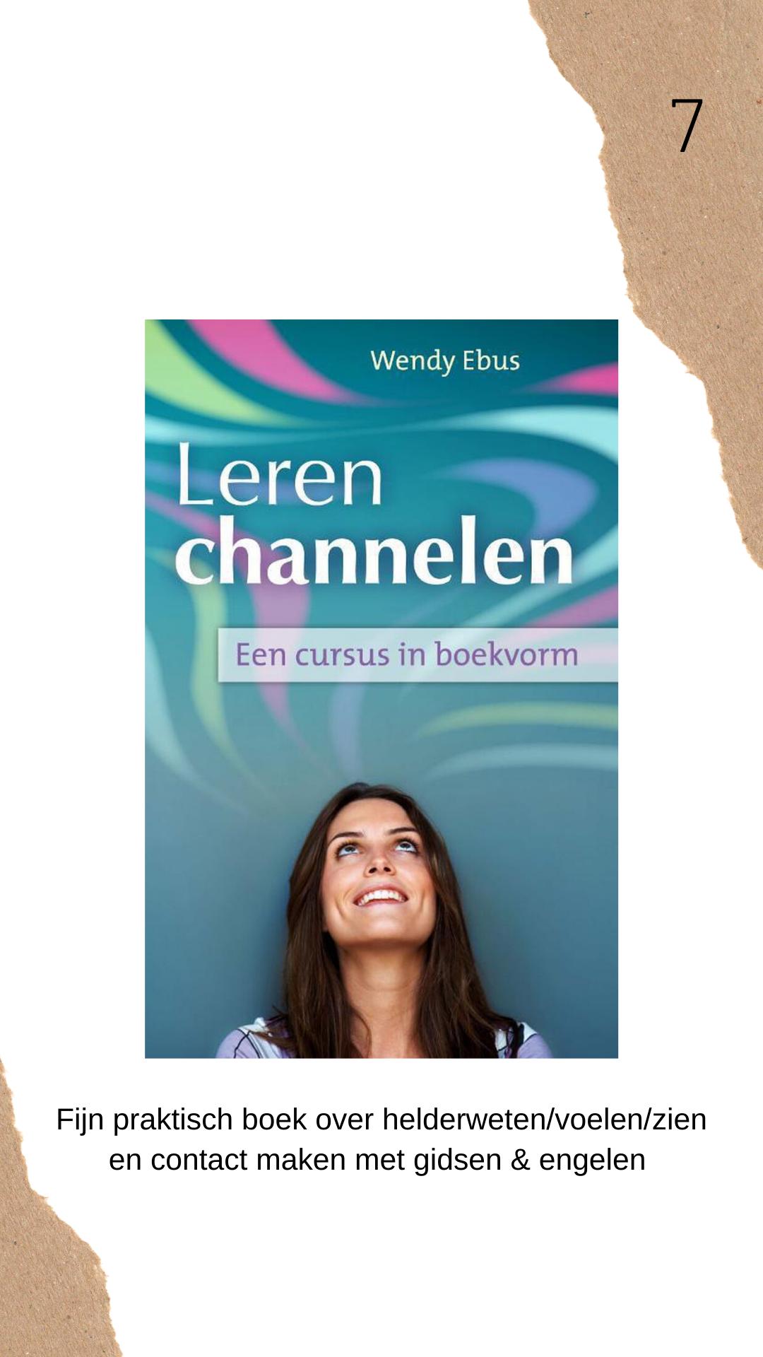 Leren channelen boek review