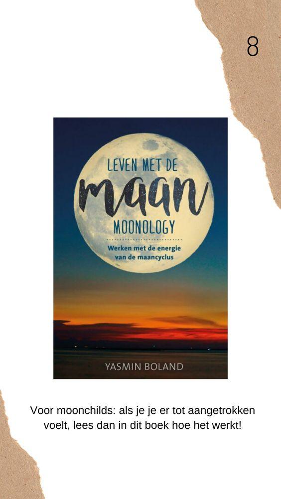 Leven met de maan boek review