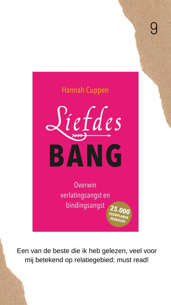 Liefdesbang boek review