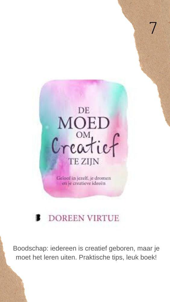 Moed om creatief te zijn boek review