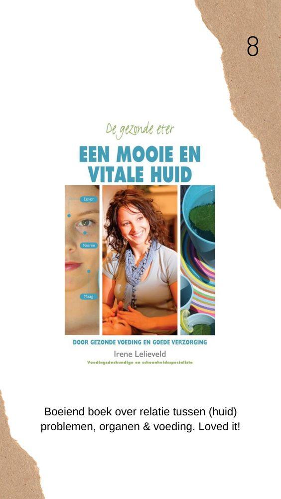 Mooie en vitale huid boek review