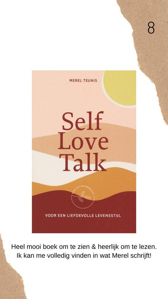 Self love talk boek review