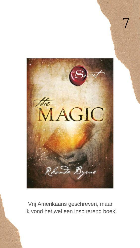The magic boek review