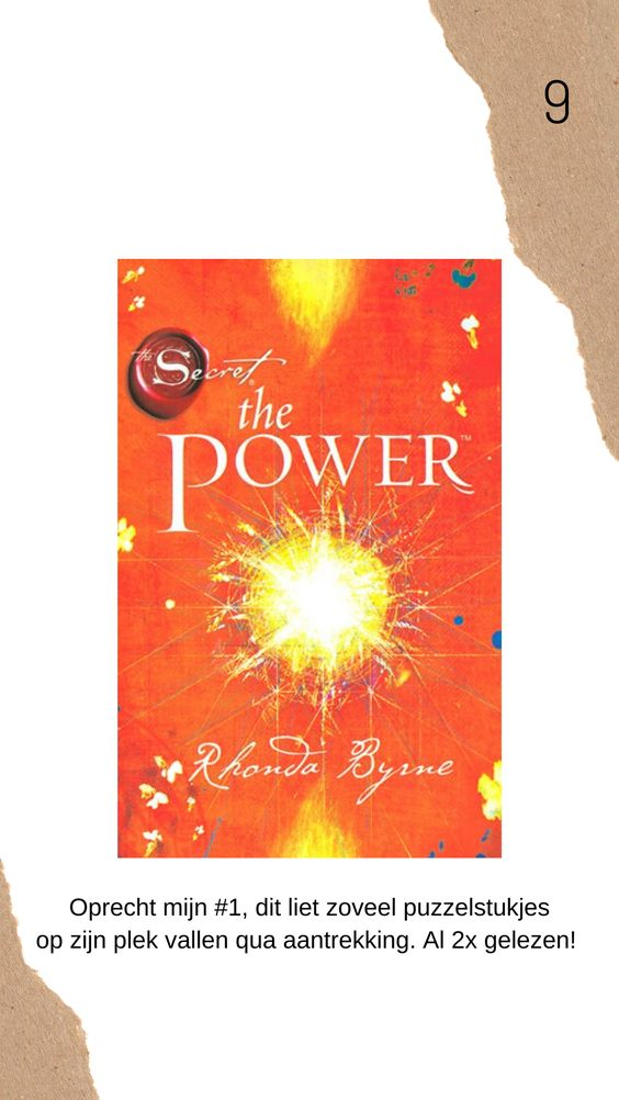 The power boek review