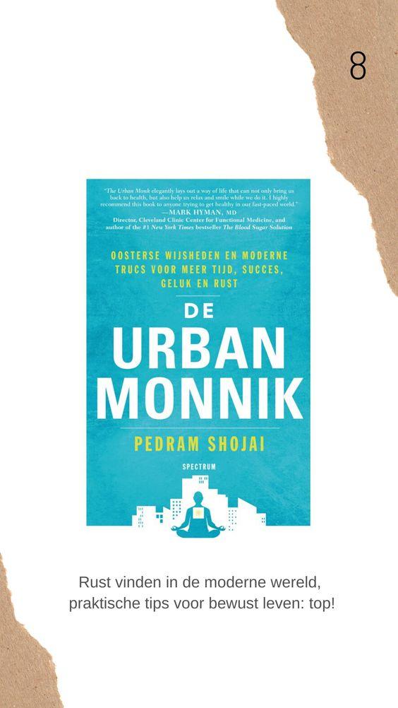 Urban monnik boek review