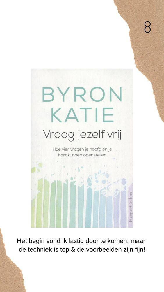 Vraag jezelf vrij boek review