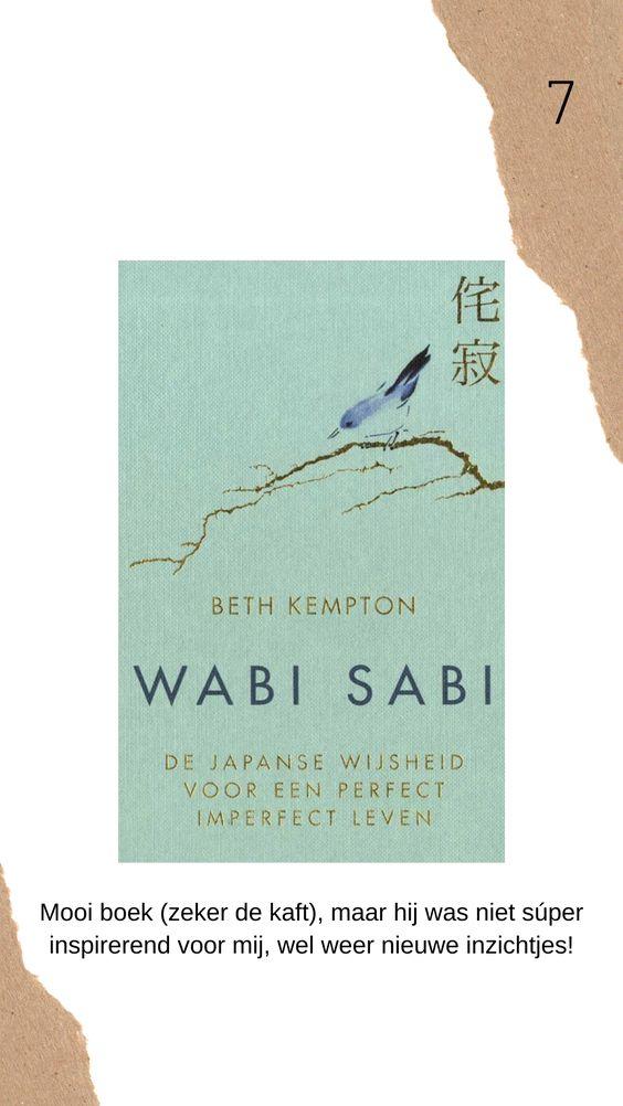 Wabi Sabi boek review