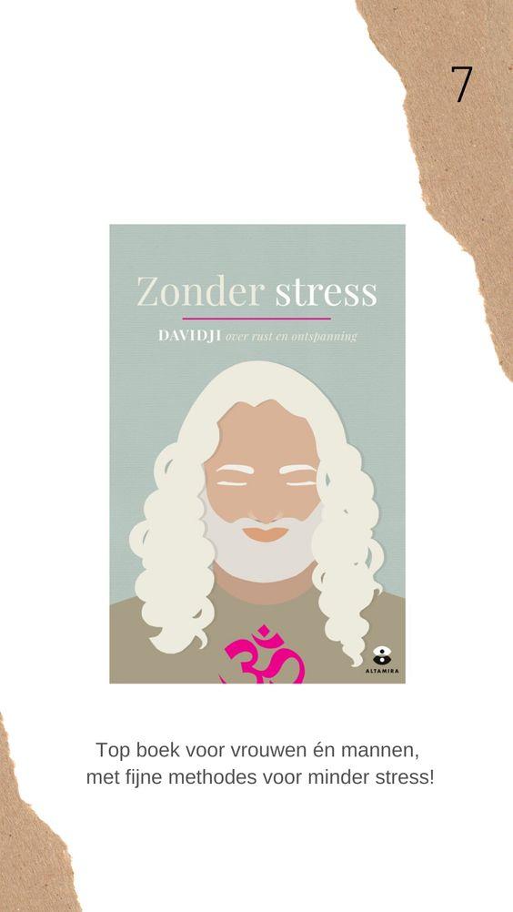 Zonder stress boek review