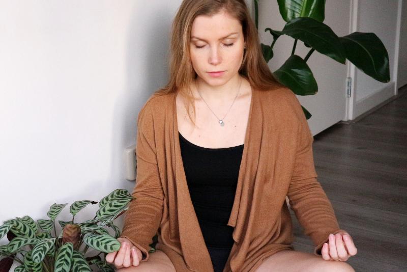Vrouwelijke en mannelijke energie in balans