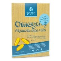 Vegan omega 3 supplement