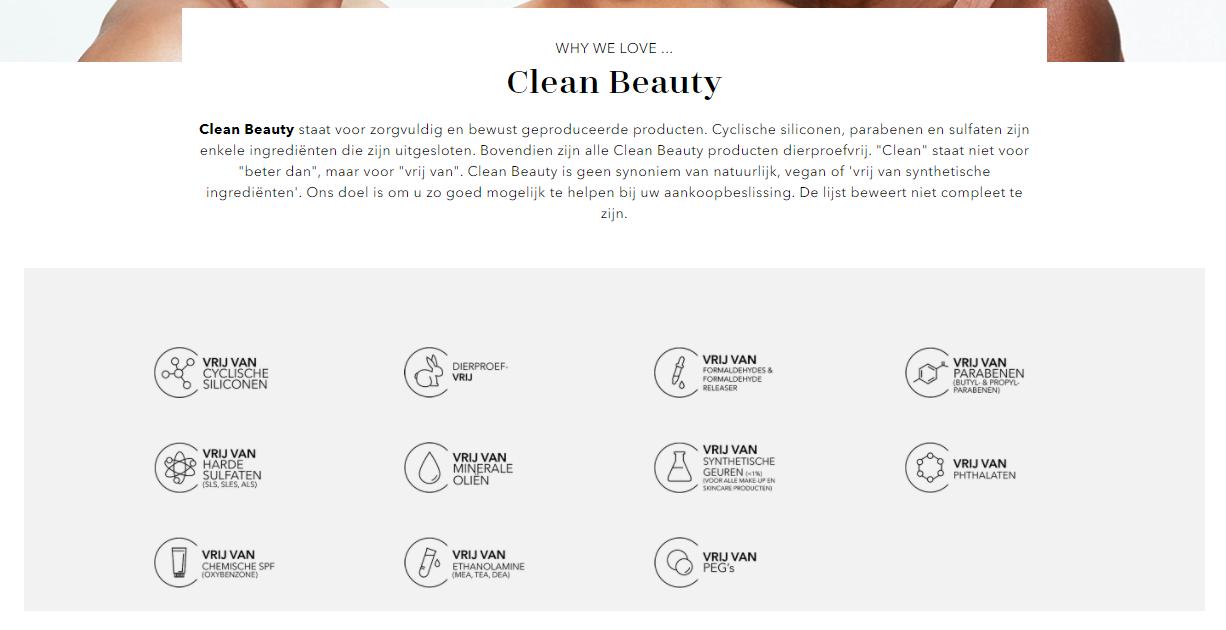 Douglas Clean Beauty
